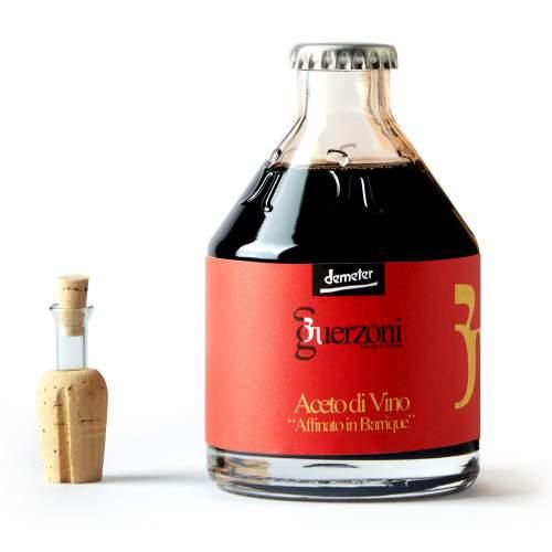 Refined wine vinegar